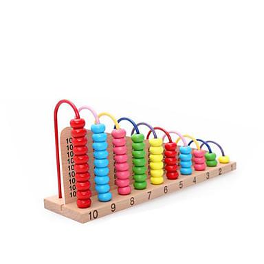 Blocos de Construir / Ábaco / Brinquedos Matemáticos Amiga-do-Ambiente / Clássico Clássico Para Meninos Dom