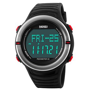 Relógio inteligente YYSKMEI1111 para Monitor de Batimento Cardíaco / Calorias Queimadas / Suspensão Longa / Impermeável / Tora de Exercicio Cronómetro / Podômetro / Relogio Despertador / Cronógrafo
