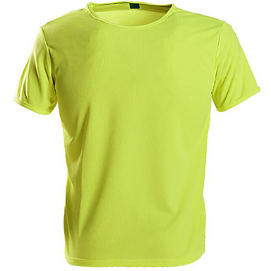 Unisex T-Shirt für Wanderer Außen Rasche Trocknung Laufen