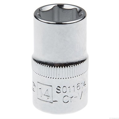 Die Stahlschild 12,5 mm Serie ist 14mm / 1