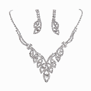 Dámské Svatební šperky Soupravy Klasické minimalistický styl Svatební Párty Zvláštní příležitosti Narozeniny Zásnuby Dračí oko 1 x