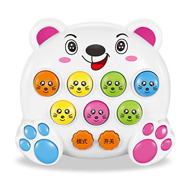Gopher Game Jogos para Família Brinquedos de Ciência & Descoberta Brinquedos Diversão Elétrico Plásticos Madeira Crianças Peças