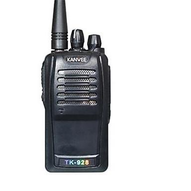 TK-928 Rádio de Comunicação Portátil Alarme de Emergência / Função de Poupança de Energia / VOX 16 1300mAh 5W Walkie Talkie Dois canais
