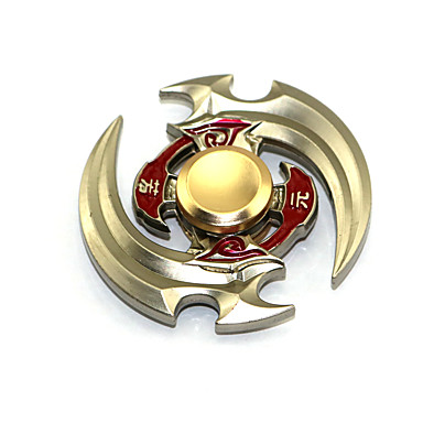 Fidget Spinner Inspirado por WOW Alexander Iskandar Anime Acessórios para Cosplay Liga
