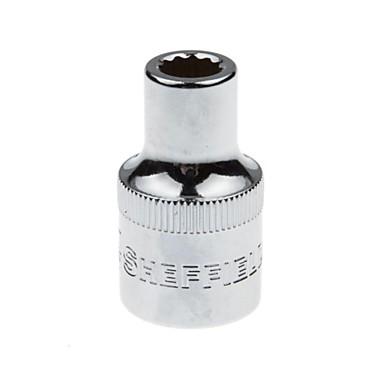 Stahl Schild 12.5mm Serie metrische 12 Winkel Standard Hülse 8mm / 1 Unterstützung
