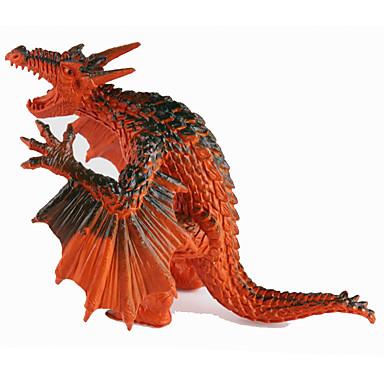 Drachen & Dinosaurier Dinosaurierfiguren Jurassischer Dinosaurier Drachen Triceratops Tyrannosaurus Rex Kunststoff Jungen Kinder Geschenk