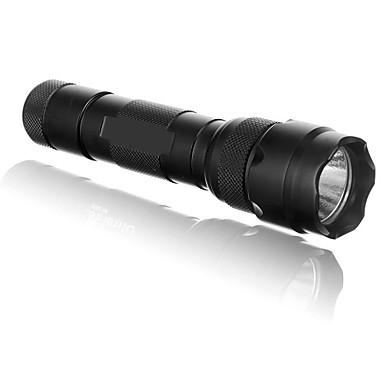 LED svítilny LED 1000 lm 3 Režim - Protiskluzové držadlo Ultra lehké Kempování a turistika Každodenní použití Cyklistika Lov Outdoor