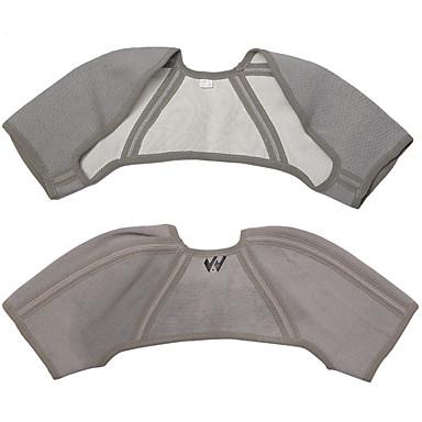 Órtese para Ombro para Corrida Exterior Adulto Equipamento de Segurança Esporte Roupas para Lazer 1pç Cinzento Escuro