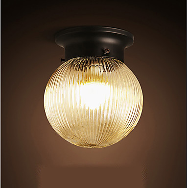 Luzes Pingente Luz Descendente - Cristal, Antirreflexo, Lâmpada Incluída, 110-120V / 220-240V, Branco Quente / Branco Frio, Lâmpada