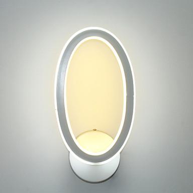 Módní a moderní Nástěnná LED svítidla Pro Hliník nástěnné svítidlo 110-120V 220-240V 24W