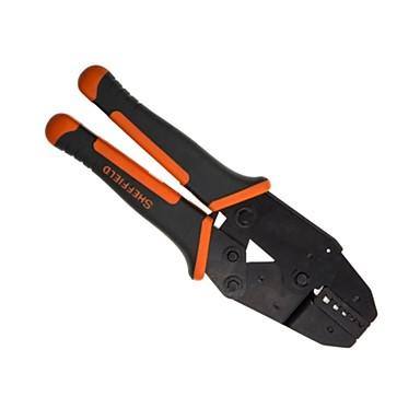 Ocelové štítové lisovací kleště 0,5 až 6 mm čtvercové kleště svorka svorka svorka přes svorku / 1