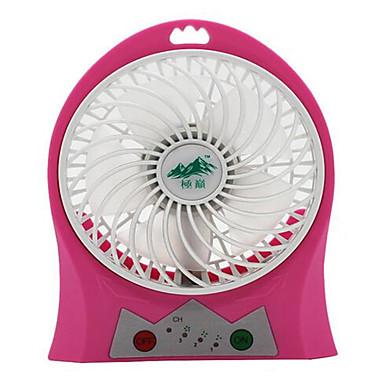 Ventilátor chlazení vzduchuRuční design LED Cool a osvěžující Lehké a pohodlné Klid a ztlumení Regulace rychlosti větru Univerzální