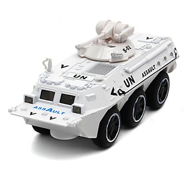 Leluautot Lelut Armeijan ajoneuvo Lelut Simulointi Muuta Panssarivaunu Sotavaunu Metalliseos Pieces Unisex Lahja