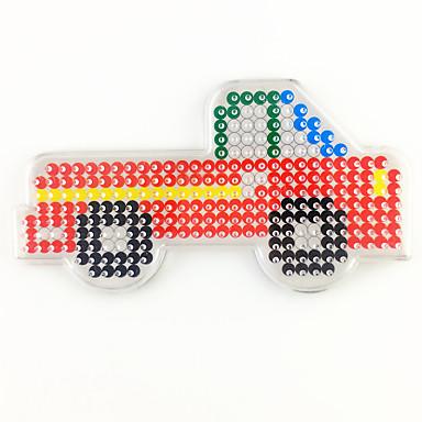 Spielzeug-Autos Schmelzperlen Kunst & Malspielzeug Lastwagen Spielzeuge Heimwerken 5mm Vorlage Auto LKW Stücke keine Angaben Kinder