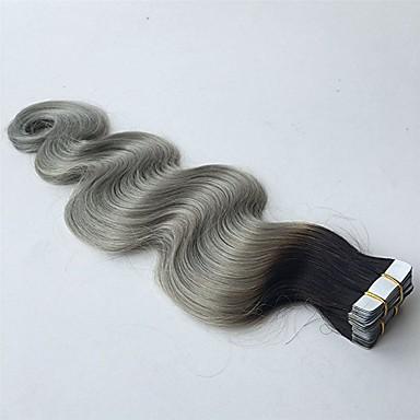 Lepící Rozšíření lidský vlas Prodloužení vlasů