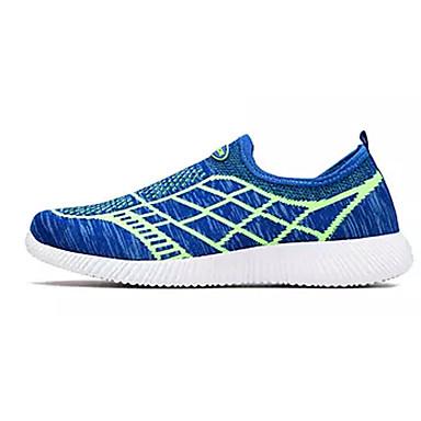 Miesten kengät Tyll Kevät Syksy Comfort Urheilukengät Jouksu varten ulko- Musta Tumman sininen Laivastosininen
