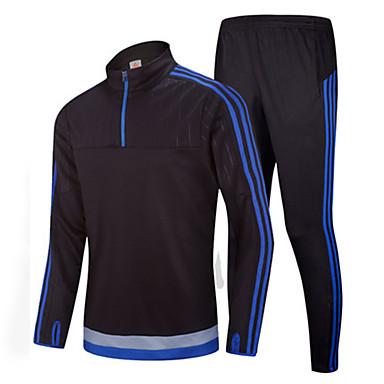 Men's Soccer Sweatshirt Top Comfortable All Seasons Simple Polyester Tactel Football/Soccer