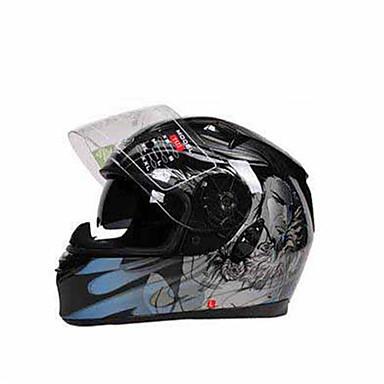 TORC  Double Lens  Motorcycle Helmet Full Helmet Sports Car Racing Helmet Helmet