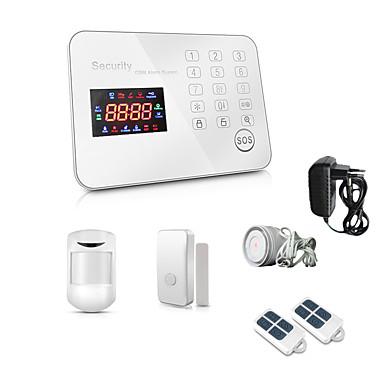 GSM Plattform GSM Trådløst Tastatur SMS Telefon 433MHz