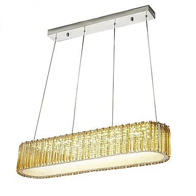 LED Chique & Moderno Moderno/Contemporâneo Cristal Montagem do Fluxo Luz Ambiente Para 880lm 110-120V 220-240V Lâmpada Incluída