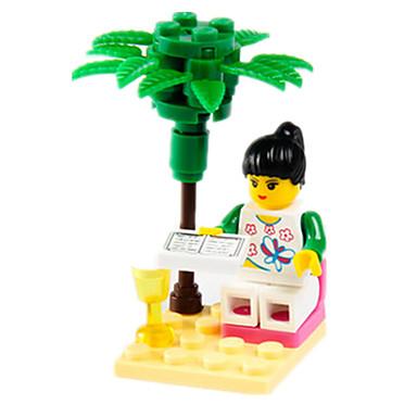 Blocos de Construir Brinquedo de Leitura Outros Fun & Whimsical Para Meninos Unisexo Brinquedos Dom