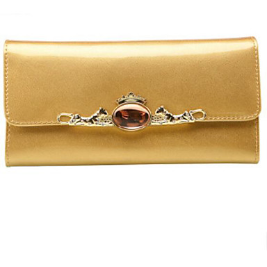 Women Coin Purse Cowhide Polyester All Seasons Casual Outdoor Square Clasp Lock Black Yellow Fuchsia