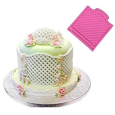 Bakeware eszközök Szilikongumi / Szilícium Nem tapad / Sütés eszköz / Letapadásgátló bevonat Keksz / Csokoládé / Mert főzőedények süteményformákba
