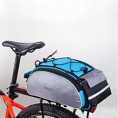 ROSWHEEL Bike Rack Bag Outdoor, Back Pocket Bike Bag 600D Polyester Bicycle Bag Cycle Bag Cycling / Bike