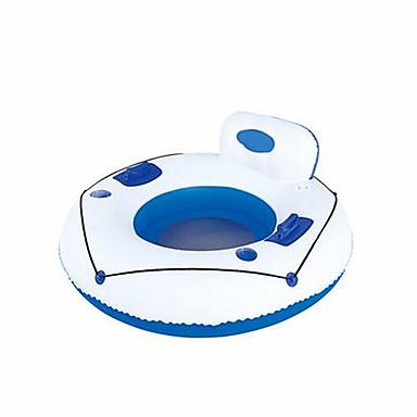 Boias de piscina infláveis Anéis de natação Pula-Pula Infláveis Brinquedos Circular Pato Grossa PVC Crianças Peças