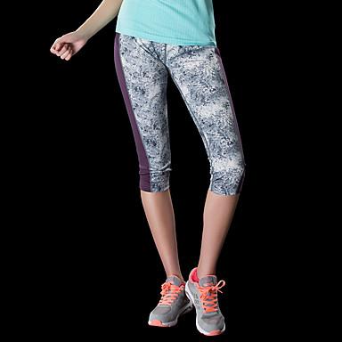 Damen Laufhosen Rasche Trocknung Wasserdicht Atmungsaktivität Sonnenschutz Winddicht Hosen/Regenhose Wandern Klettern Übung & Fitness
