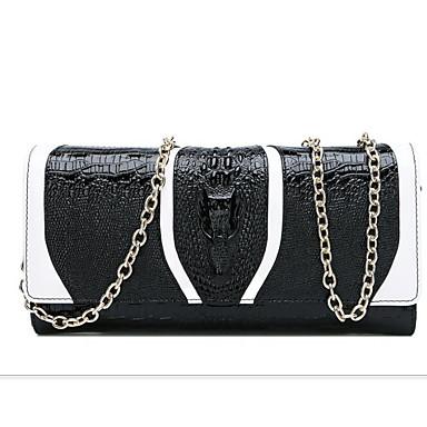 Women Bags All Seasons Cowhide Shoulder Bag for Casual Outdoor Black