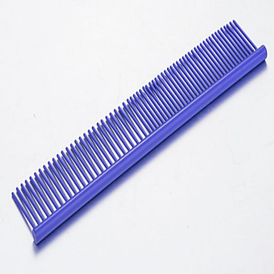Cat Dog Grooming Cleaning Comb Waterproof Portable Double-Sided Noiseless Protective