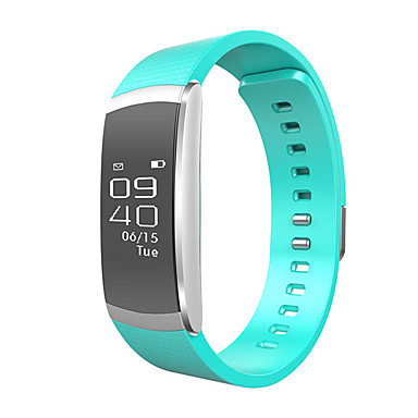 Pulseira InteligenteImpermeável Calorias Queimadas Pedômetros Tora de Exercicio Esportivo Câmera Monitor de Batimento Cardíaco Sensível