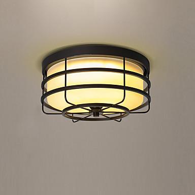 Montagem do Fluxo Luz Ambiente - Lâmpada Incluída Designers, Moderno / Contemporâneo, 110-120V 220-240V, Branco Quente Branco Frio,