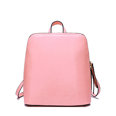 Women's Bags Cowhide Backpack for Casual Sports Formal Running Racing Fitness Traveling Cycling/Bike Office & Career Outdoor Professioanl