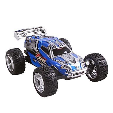 Carro com CR WL Toys L929 2.4G 4WD Alta Velocidade Drift Car Carro de Corrida Off Road Car Jipe (Fora de Estrada) 1:28 50km/h KM / H