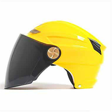 AD 805  Motorcycles Helmet Female Summer Sun Protection Electric Motorcycle Semi-Covered Anti-UV Light Safety Helmet