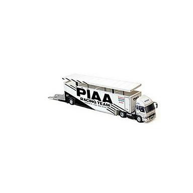voordelige 3D-puzzels-3D-puzzels Legpuzzel Papierkunst Vrachtwagen DHZ Simulatie Klassiek Truck Kinderen Unisex Jongens Speeltjes Geschenk