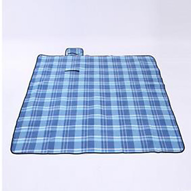 Picnic Blanket Keep Warm Thick Lining Fabric Camping / Hiking Outdoor