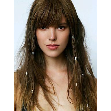 Hiilikuitu ja alumiiniseos Korkealaatuinen Wig Accessories Päivittäin Klassinen