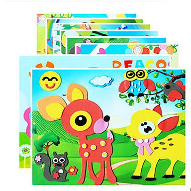 voordelige tekening Speeltjes-Stickers Doen alsof-spelletjes Anti-stress Cartoon Dik DHZ Klassiek Unisex Speeltjes Geschenk