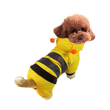 Cachorro Fantasias Macacão Roupas para Cães Animal Algodão Plumagem Ocasiões Especiais Para animais de estimação Homens Mulheres Fantasias
