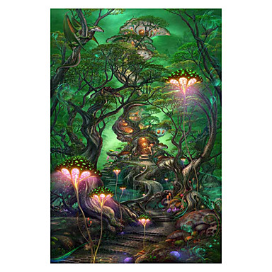 Jigsaw Puzzle Novelty Other Wooden Wood 6 Years Old and Above
