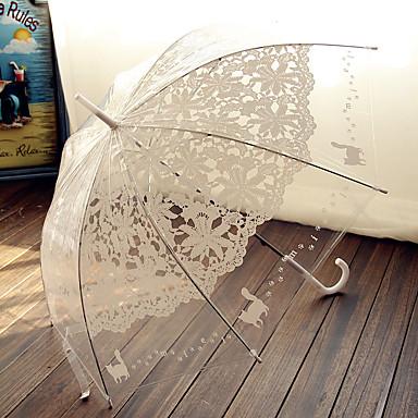 Hook Handle Wedding Special Occasion Masquerade Beach Umbrella Umbrellas 38.2
