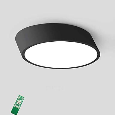 Chique & Moderno Montagem do Fluxo Luz Ambiente - Lâmpada Incluída, 220-240V, Dimmable Com Controle Remoto, Fonte de luz LED incluída