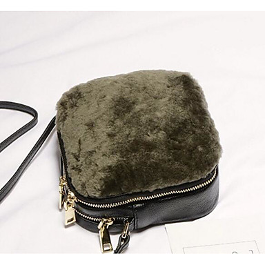 Women Bags All Seasons Metal Card & ID Holder with for Casual Outdoor Black Light-gold Gray
