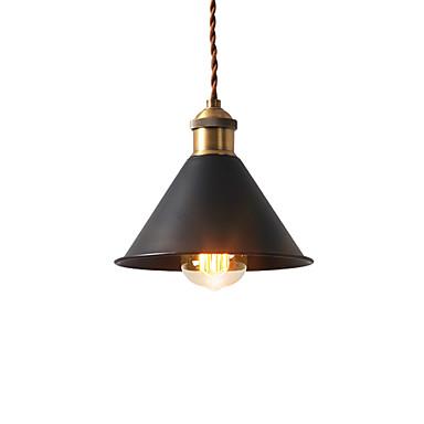 OYLYW Cone Luzes Pingente Luz Descendente - Estilo Mini, 110-120V / 220-240V Lâmpada Não Incluída / 0-5㎡ / E26 / E27