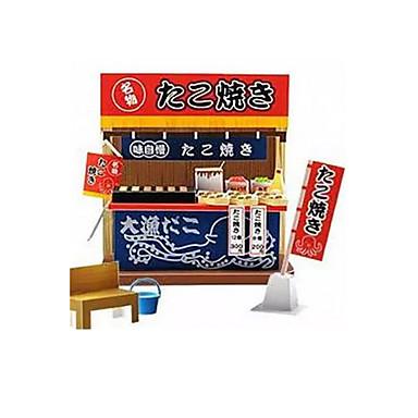 voordelige 3D-puzzels-3D-puzzels Bouwplaat Modelbouwsets Beroemd gebouw Huis DHZ Klassiek Unisex Speeltjes Geschenk