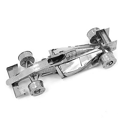 3D Puzzles Jigsaw Puzzle Metal Puzzles Model Building Kit Round Novelty 3D DIY Aluminium Metal Adults' Men's Unisex Gift
