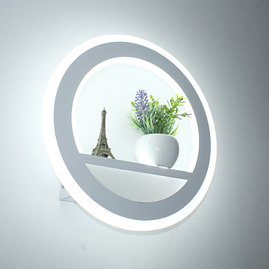 Simple LED Wall Lamps & Sconces For Metal Wall Light 110-120V 220-240V 29W